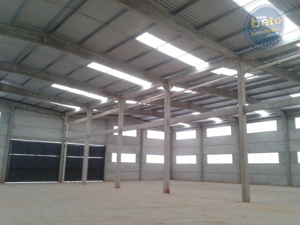 Galpão industrial para venda e locação, Centro Empresarial Castelo Branco, Boituva - GA0125.