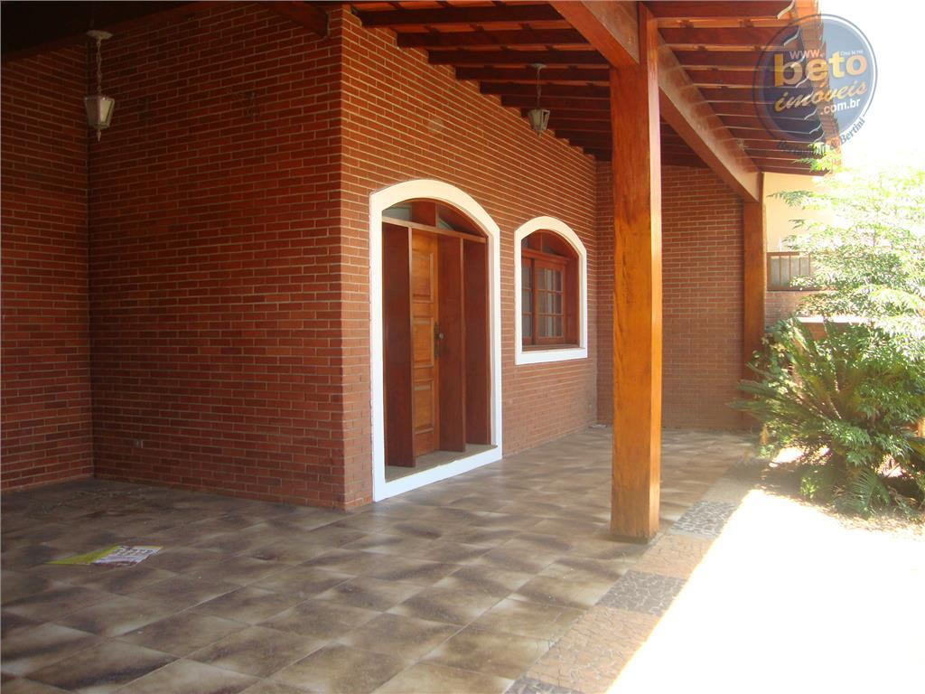 Casa residencial para venda e locação, Centro, Itu.