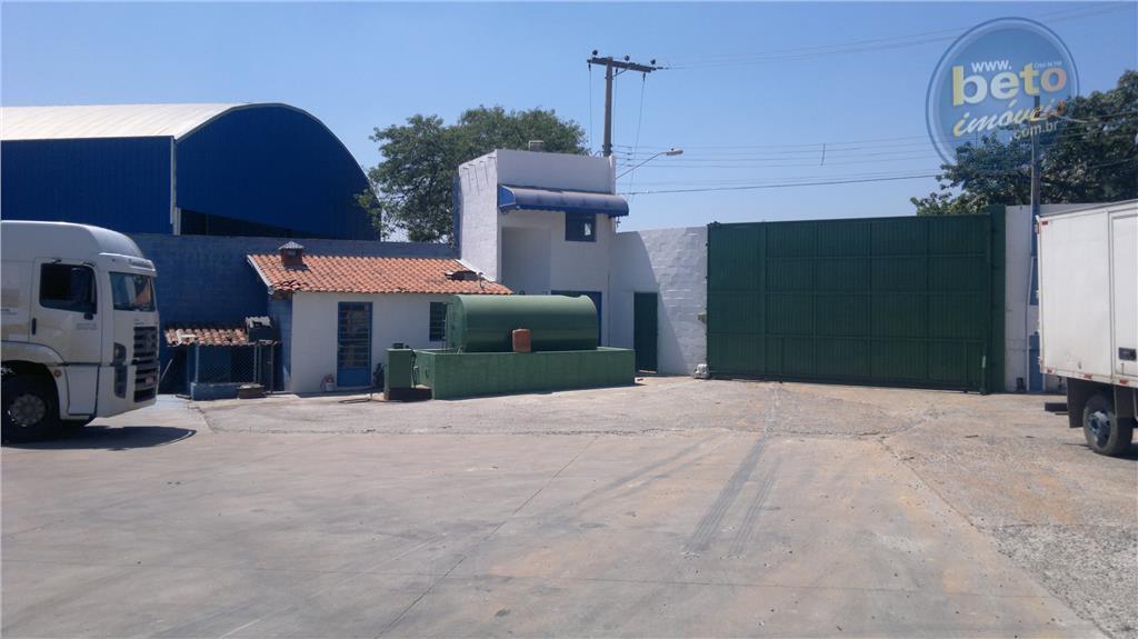 Barracão comercial para venda e locação, Residencial Parque São Camilo, Itu.