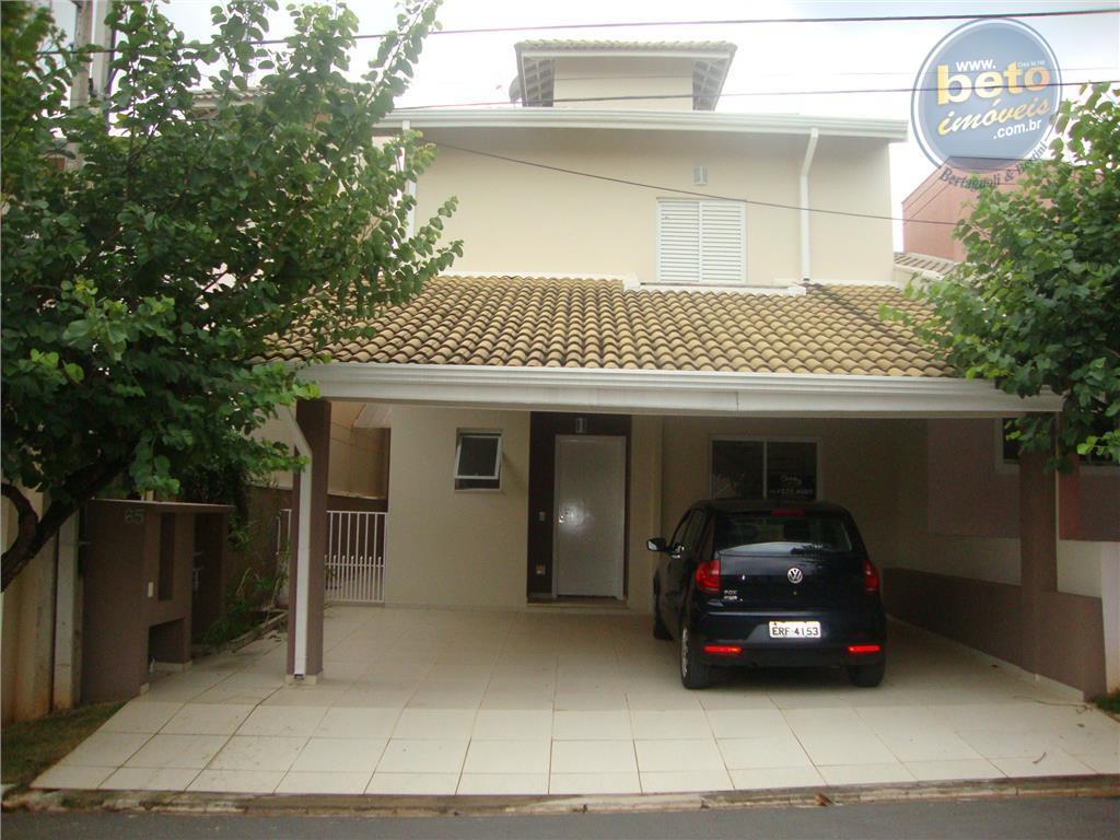 Casa residencial à venda, Condomínio Aldeia de España, Itu.