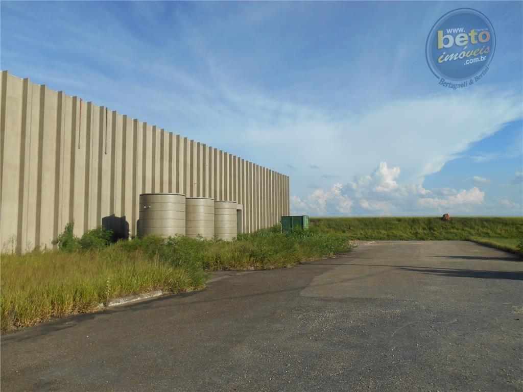 Galpão industrial para locação, Itu, Itu - GA0004.