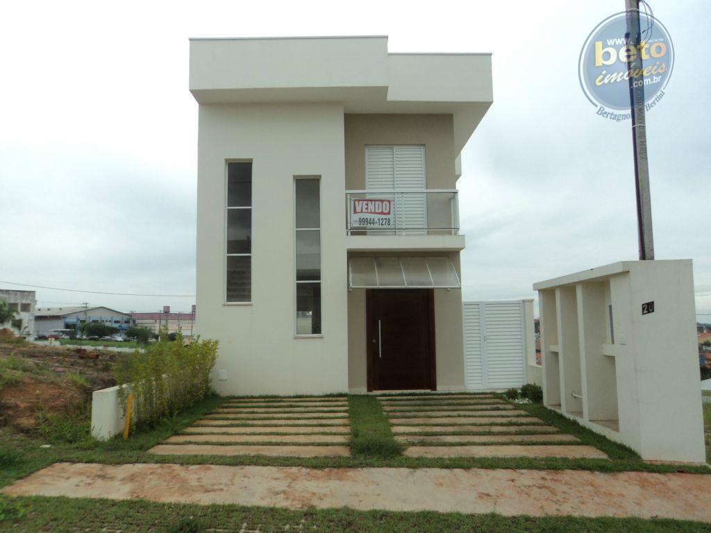 Casa residencial à venda, Portal dos Sabiás, Itu.