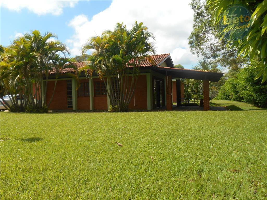 Casa residencial para locação, Condomínio Fazenda Vila Real, Itu - CA2428.
