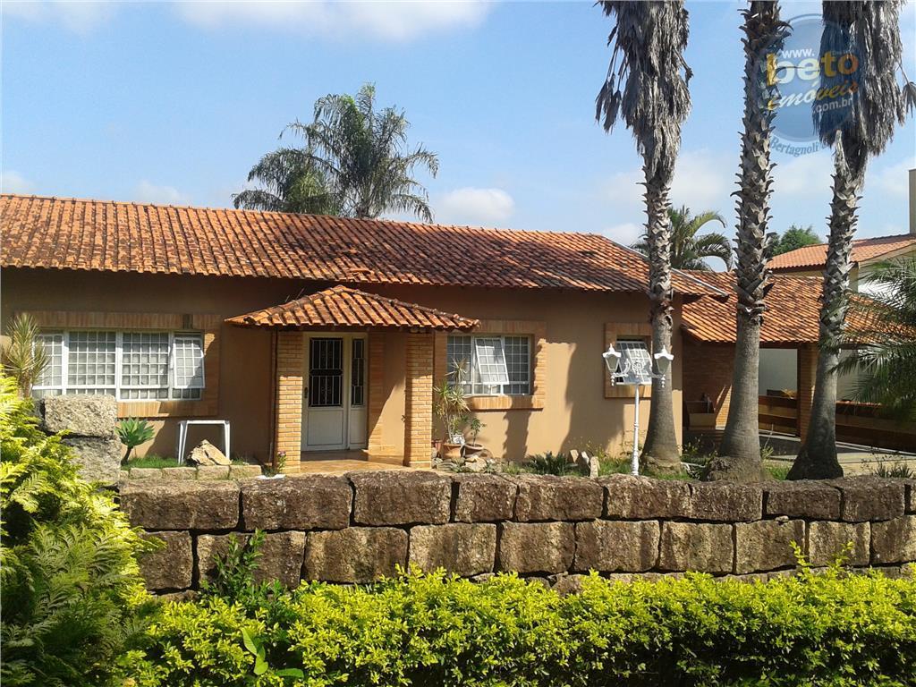 Casa residencial à venda, Condomínio Zuleika Jabour, Salto.