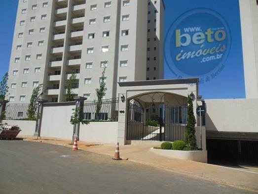Apartamento residencial à venda, Padre Bento, Itu.