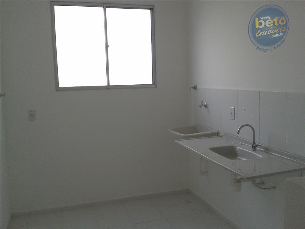 Apartamento residencial à venda, Parque Nossa Senhora da Candelária, Itu.