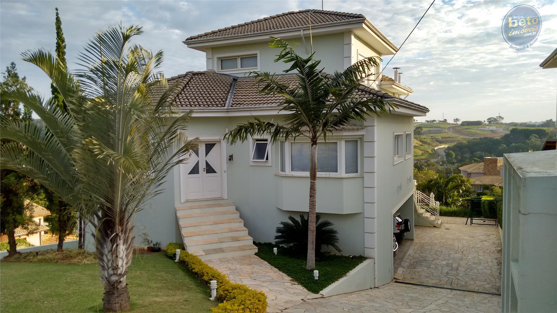 Casa Residencial à venda, Campos de Santo Antônio, Itu - CA1375.