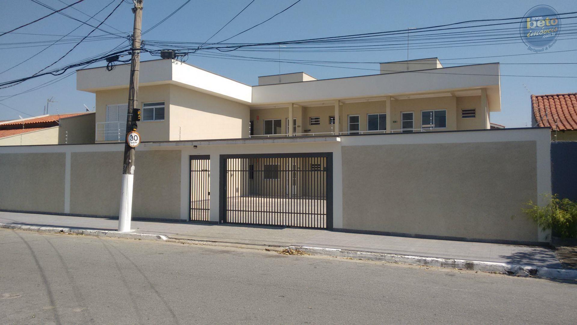 Kitnet residencial para locação, Parque Residencial Guitti, Itu.
