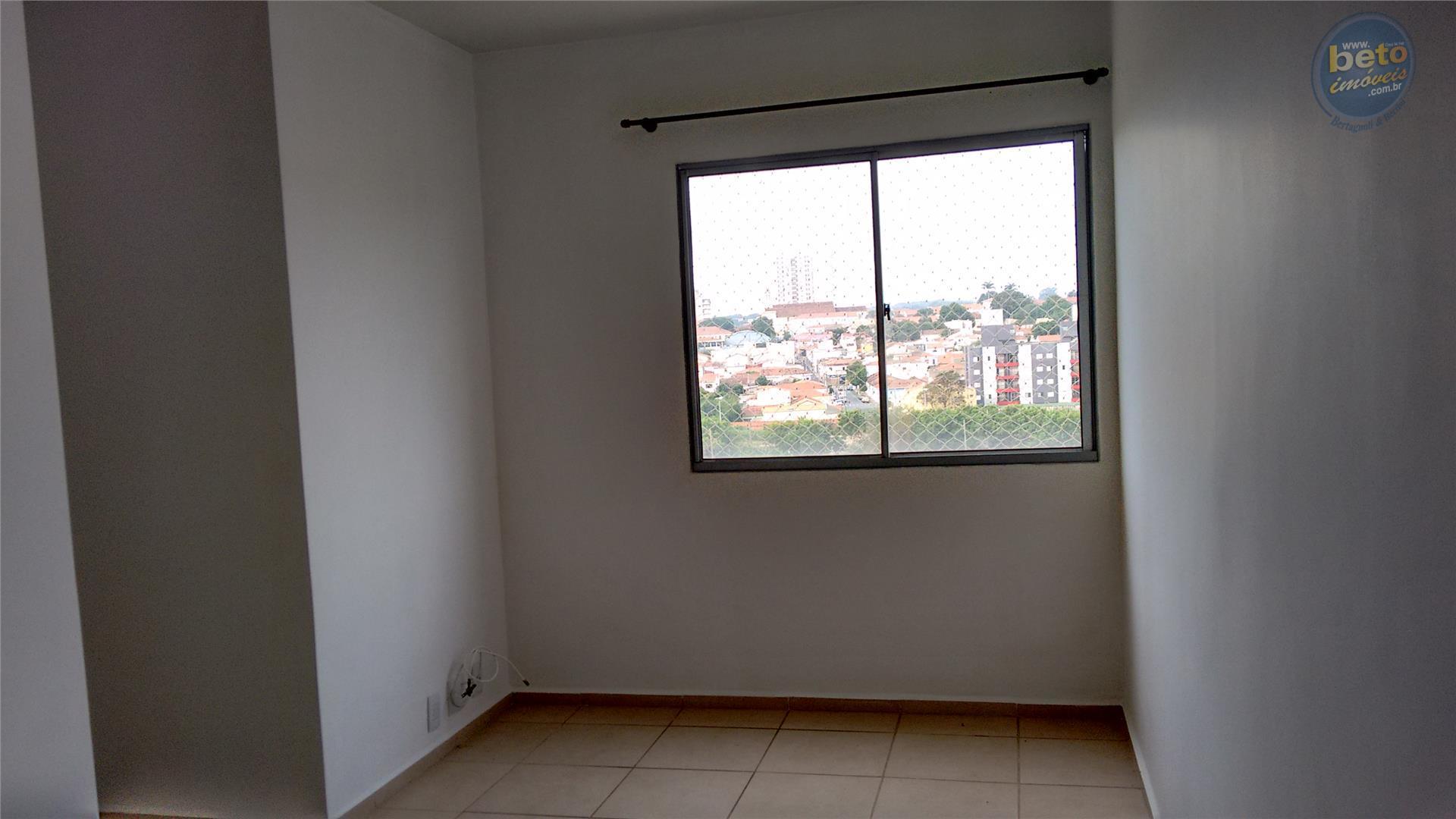Apartamento residencial à venda, Parque Residencial Presidente Médici, Itu.