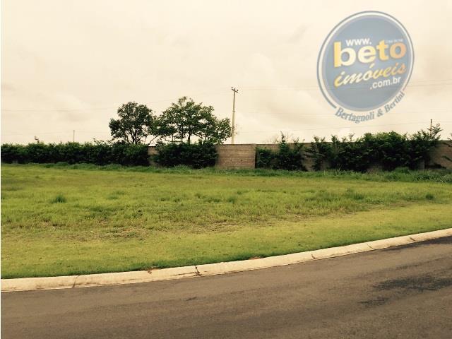 Terreno residencial à venda, Condomínio Bothanica Itu, Itu.