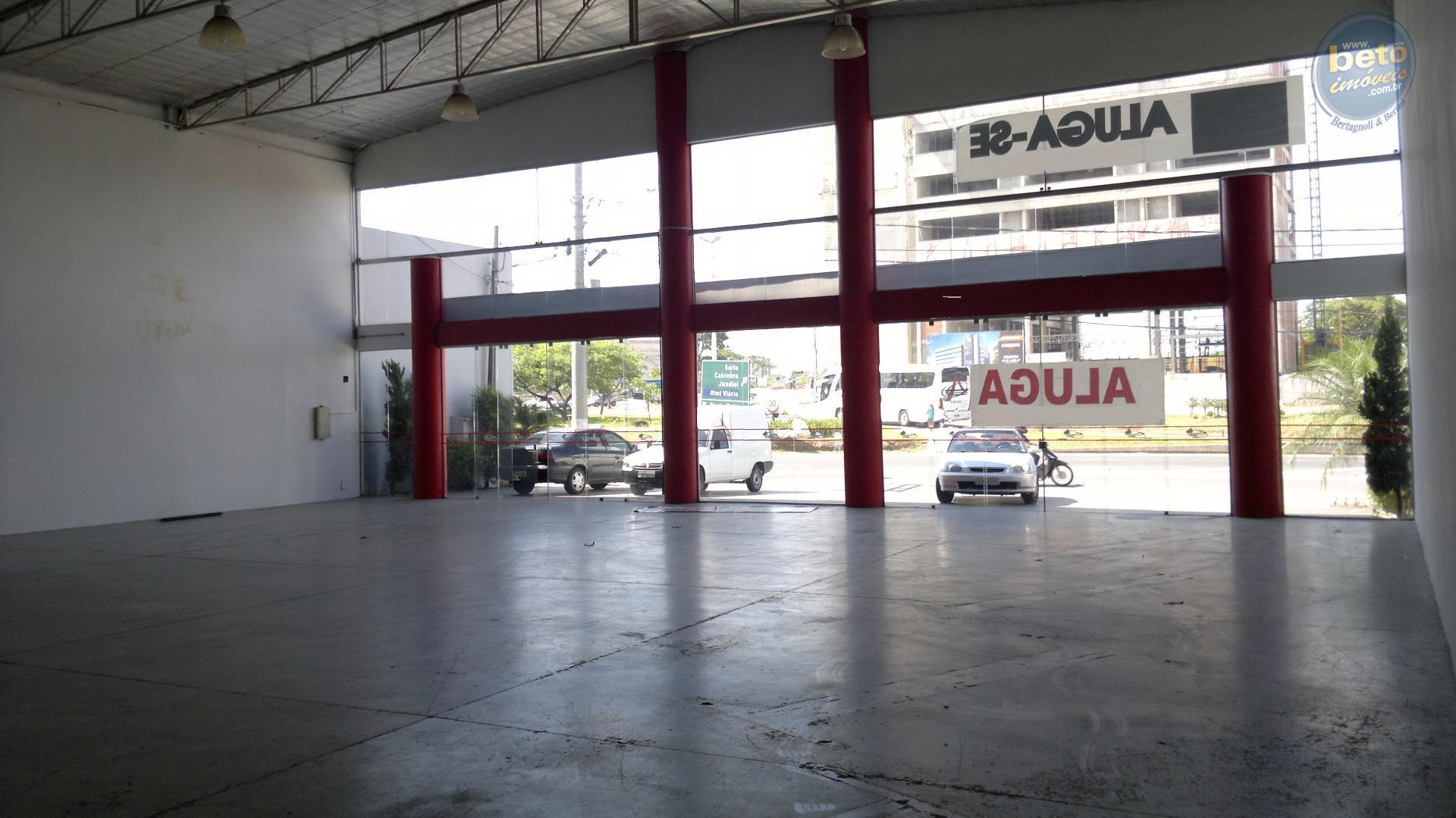 Galpão comercial para locação, Itu Novo Centro, Itu.