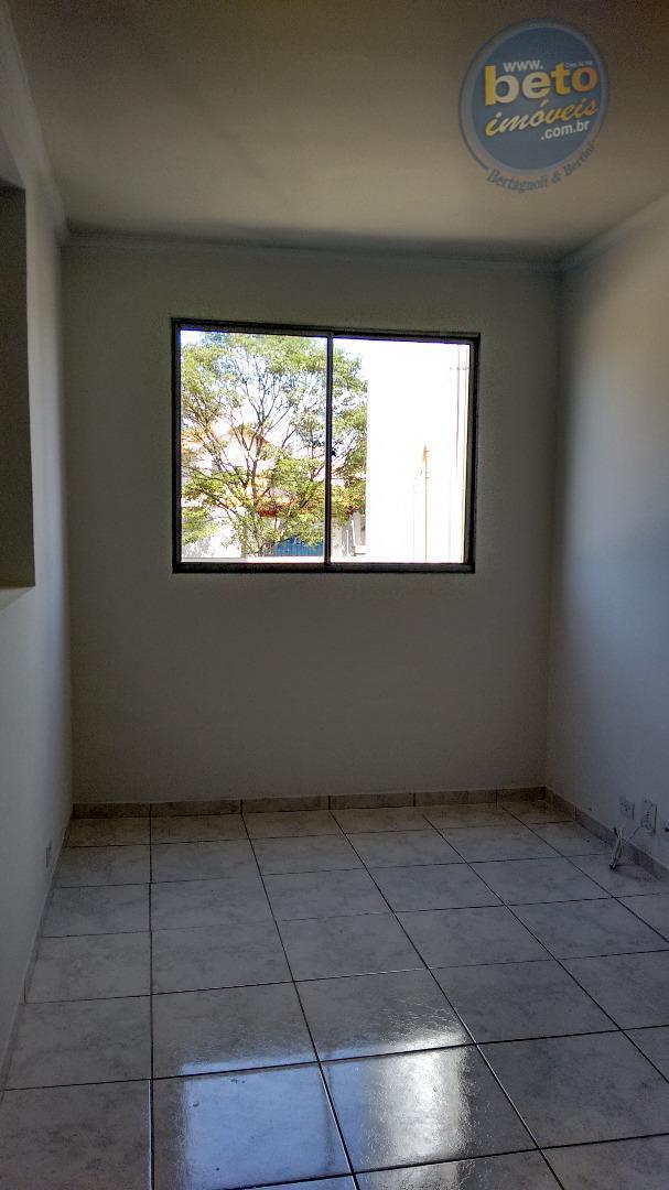 Apartamento residencial para locação, Jardim São José, Itu.