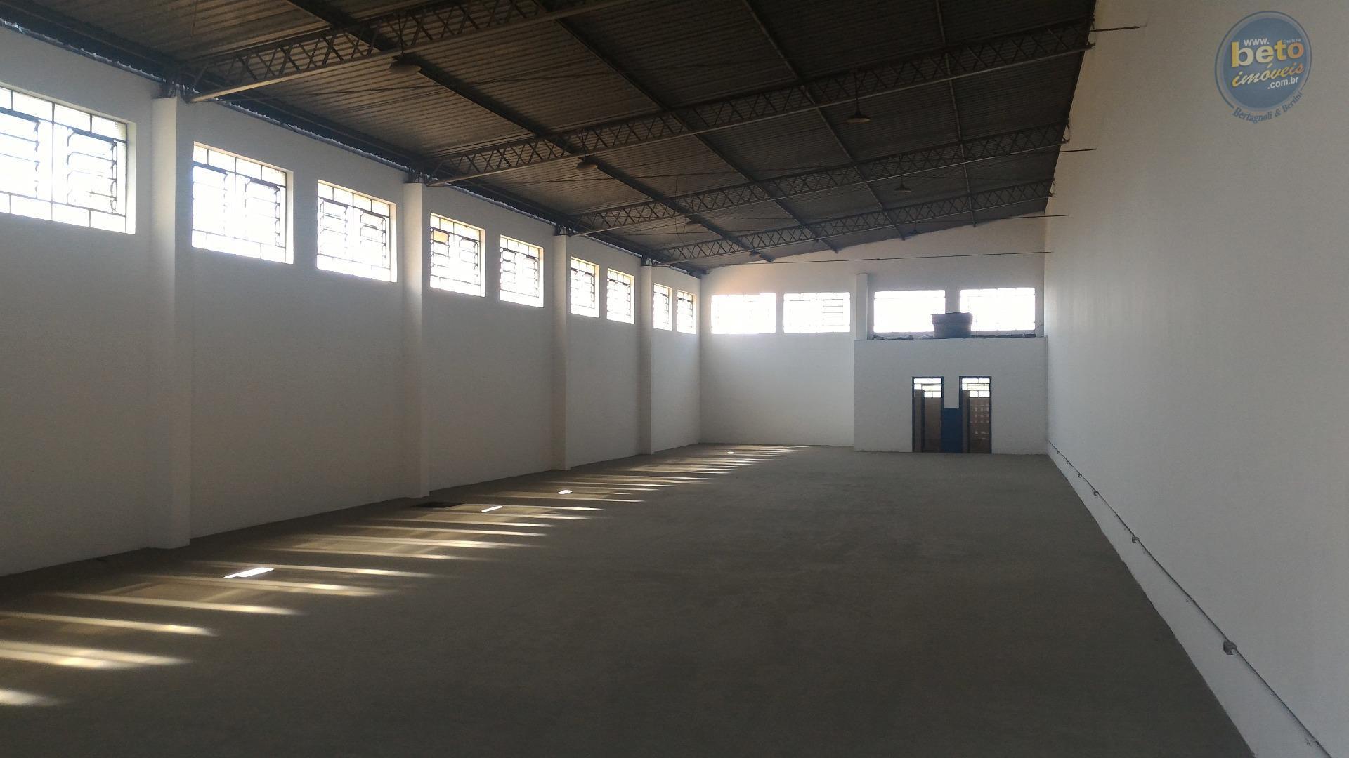 Galpão comercial para locação, São Luiz, Itu - GA0161.
