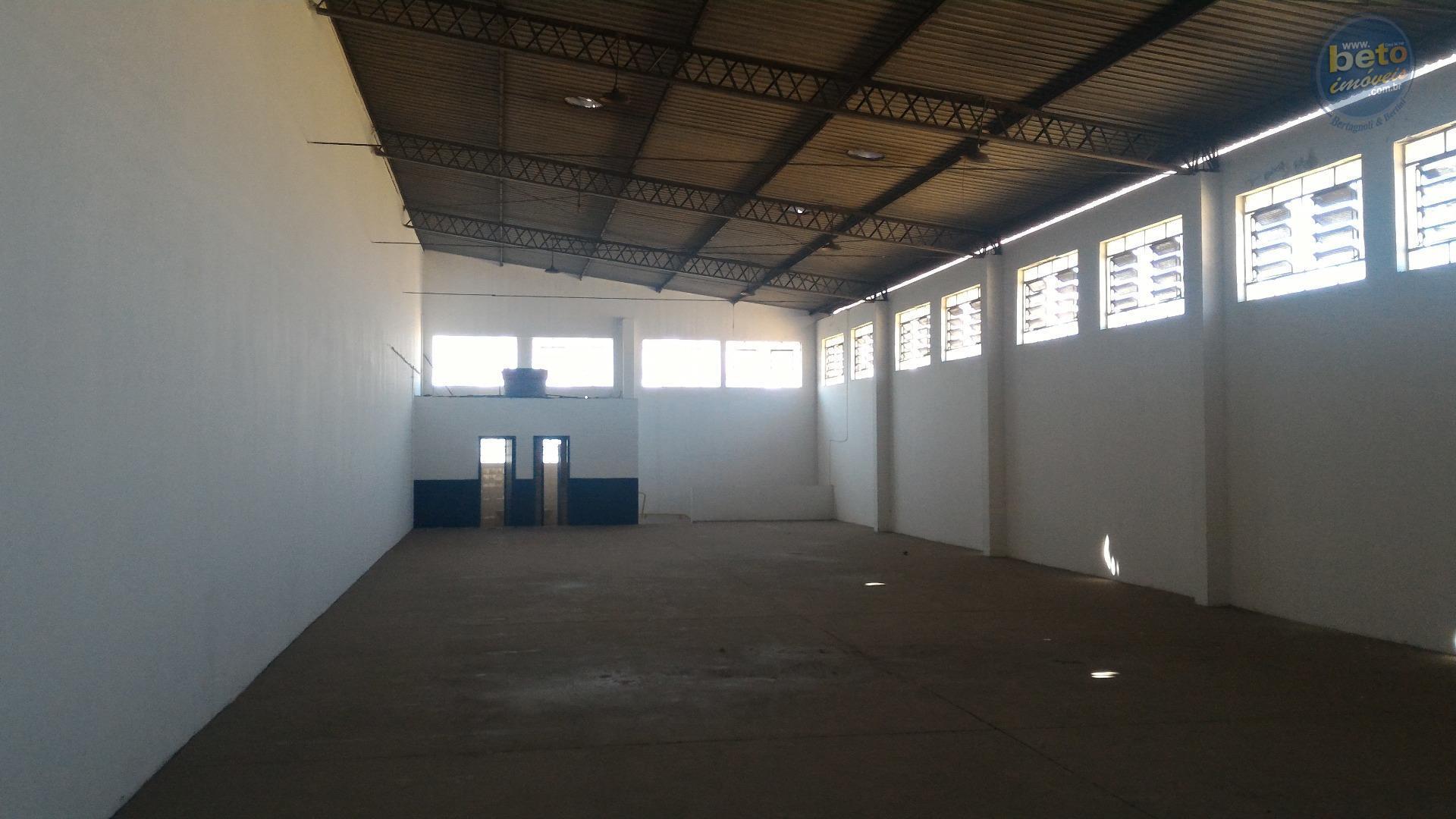 Galpão comercial para locação, São Luiz, Itu - GA0162.