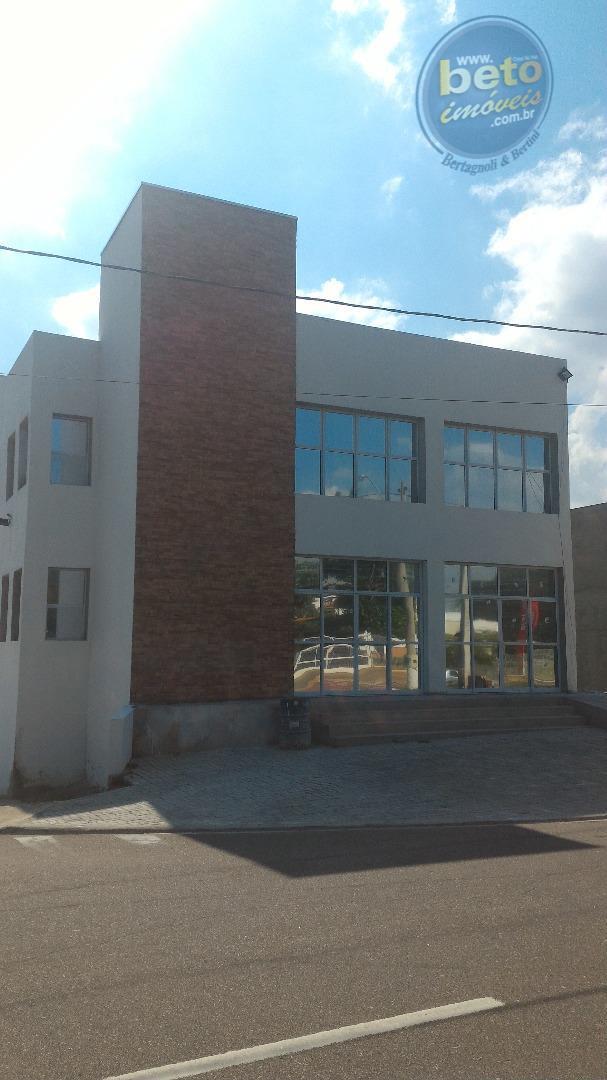 Salão comercial para locação, São Luiz, Itu - SL0052.