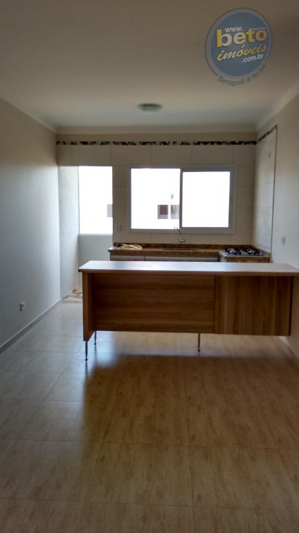 Apartamento residencial para locação, Jardim Faculdade, Itu.