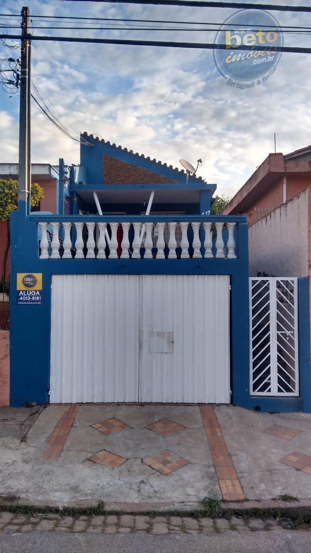 Casa residencial para locação, Vila Padre Bento, Itu - CA0104.