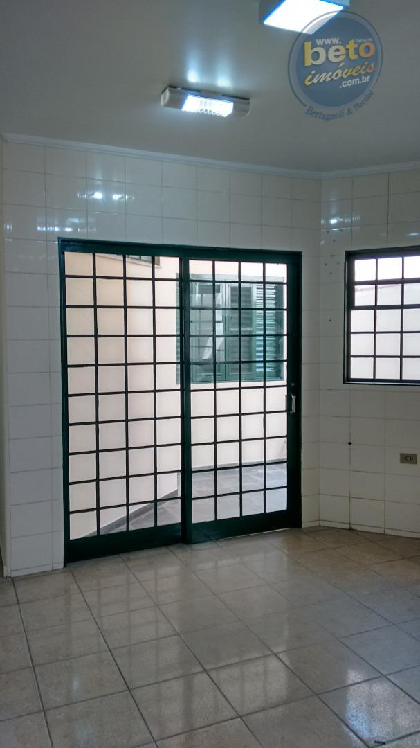 Casa residencial para locação, Centro, Itu.