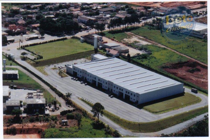 Galpão industrial para locação, Vila Martins, Itu - GA0171.