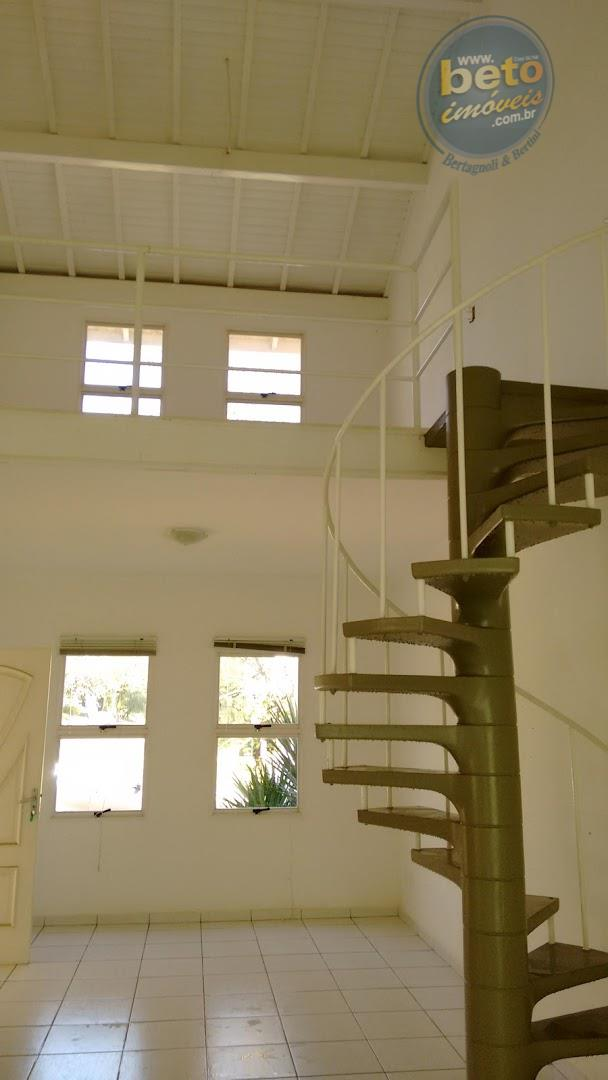 Casa residencial para locação, Condomínio Portal de Itu, Itu.