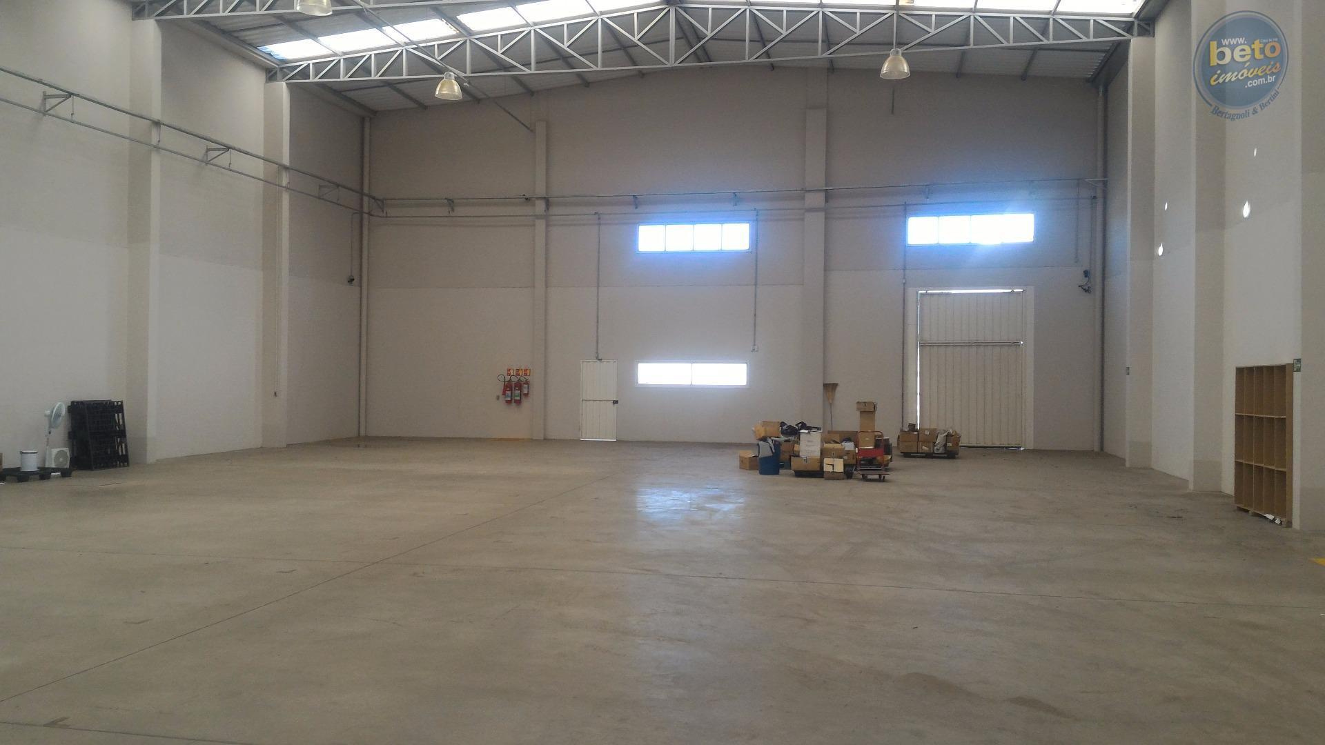 Galpão industrial para locação, Distrito Industrial dos Bandeirantes, Salto.