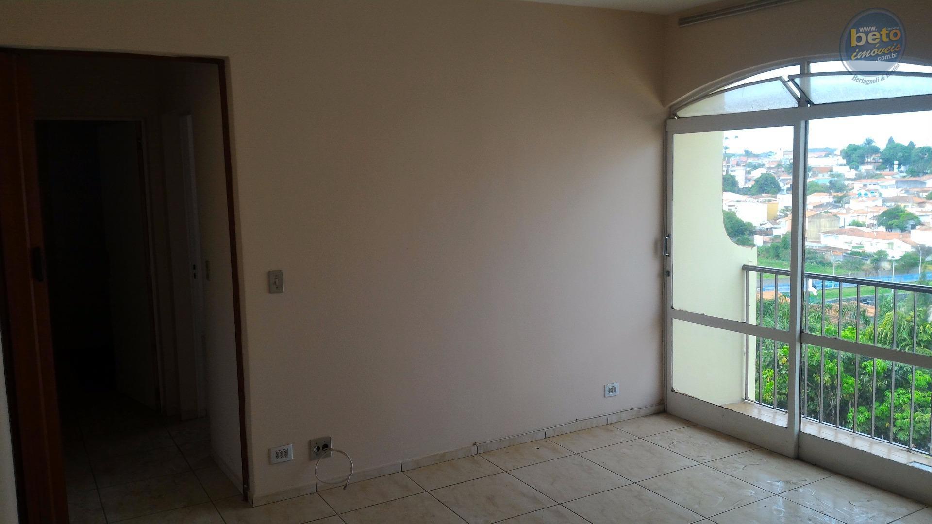 Apartamento residencial à venda, Vila Cleto, Itu - AP0046.