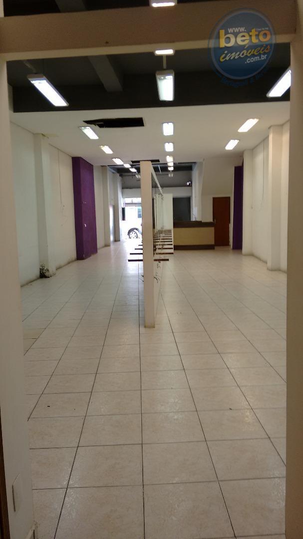 Salão comercial para locação, Centro, Itu - SL0065.