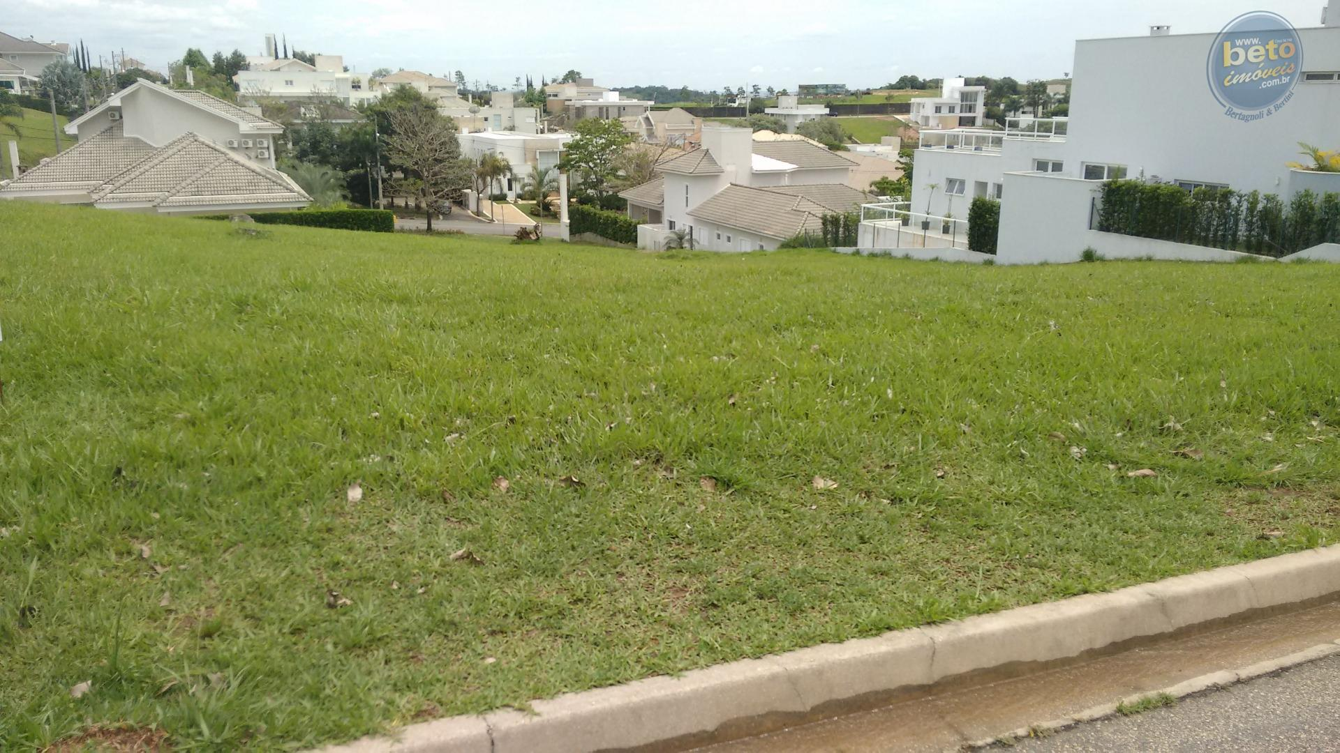 Terreno residencial à venda, Jardim Plaza Atheneé, Itu.