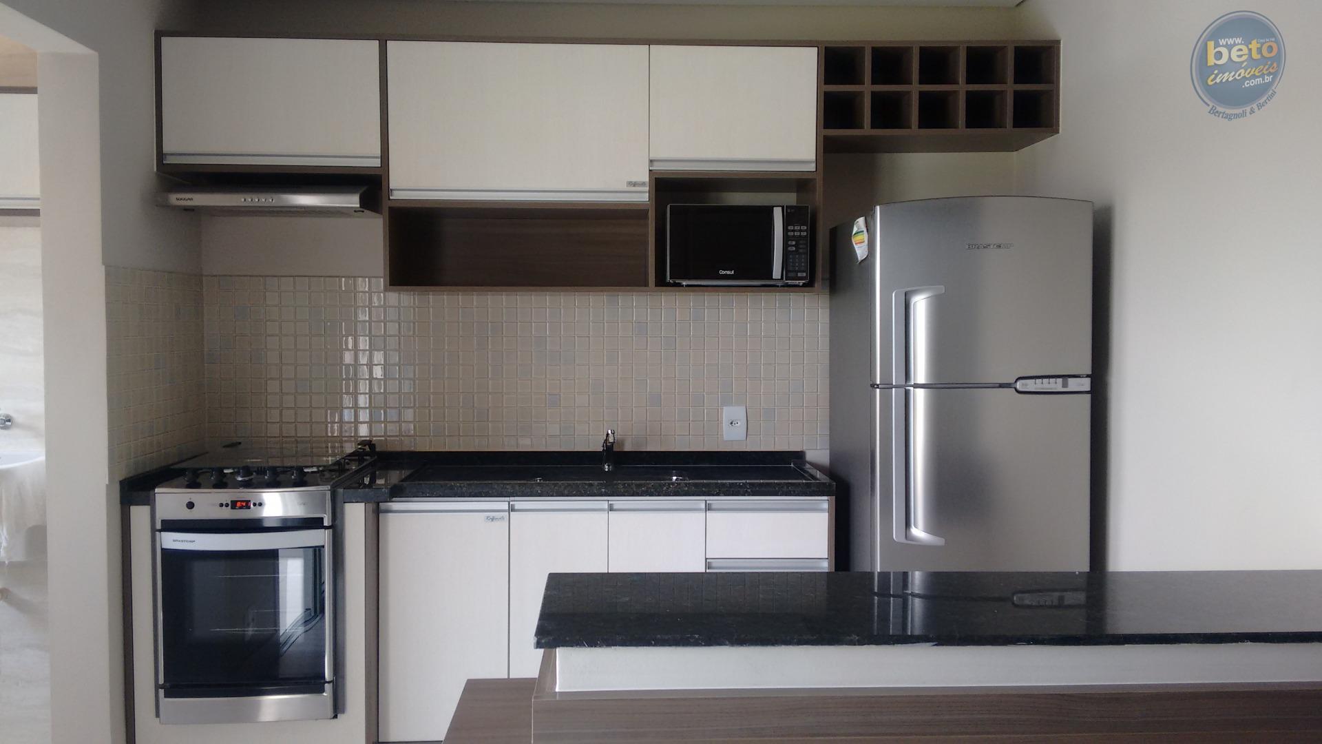 Apartamento residencial para locação, Itu Novo Centro, Itu - AP0654.