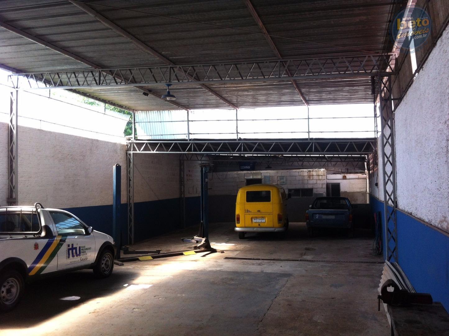 Galpão comercial para locação, São Luiz, Itu.