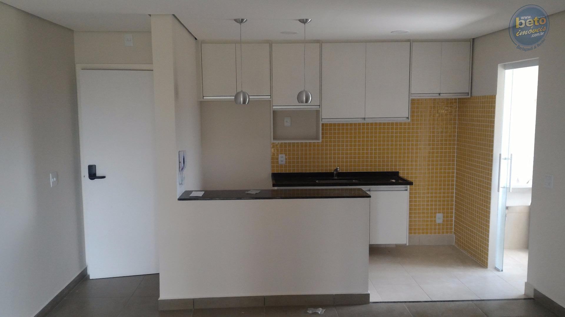 Apartamento com 2 dormitórios à venda, 67 m² por R$ 440.000  Rua Jair Capelato, 160 - Maktub Exclusive - Itu/SP