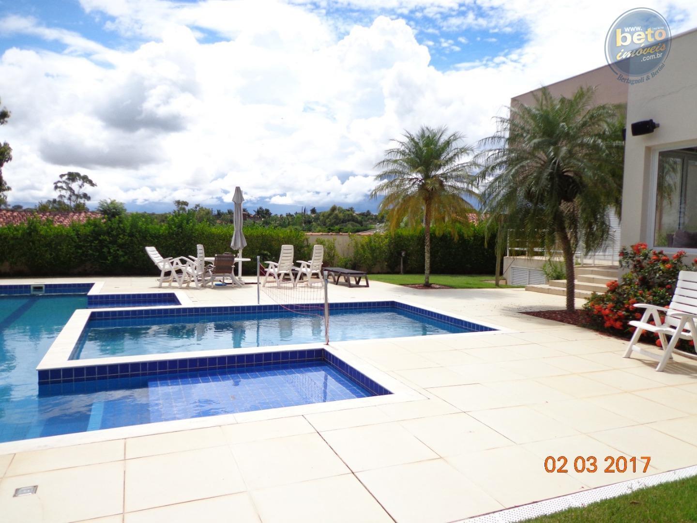 Casa residencial para venda e locação, Condomínio Fechado Village Zuleika Jabour, Salto - CA3135.