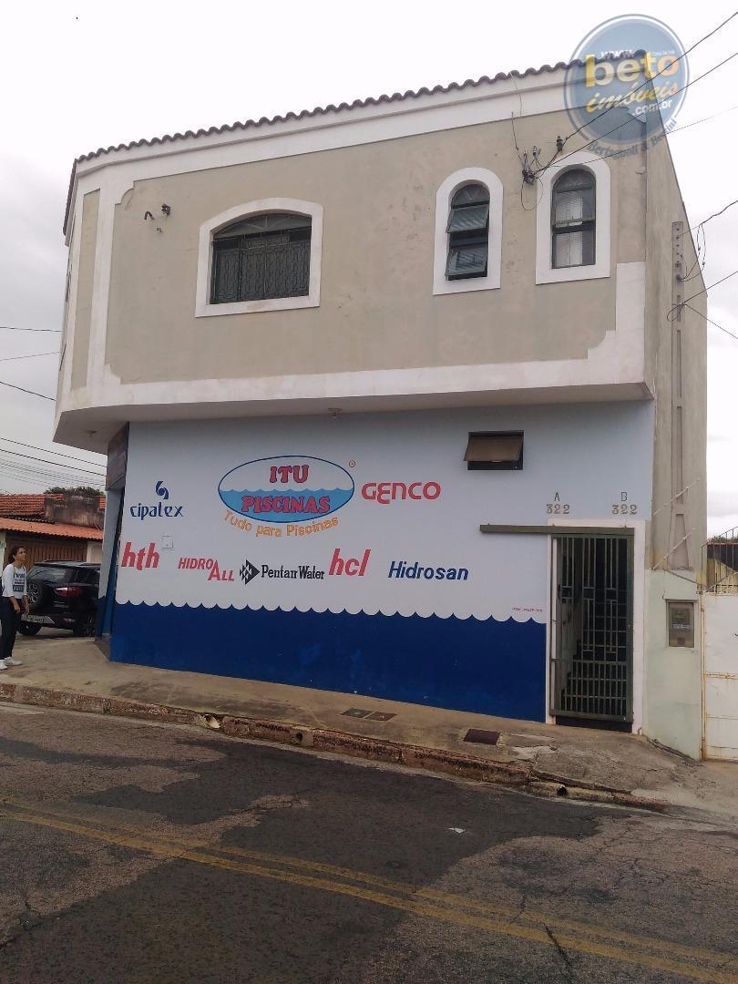 Casa residencial para locação, Vila Padre Bento, Itu - CA0113.