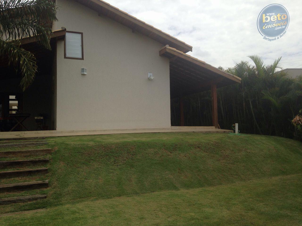 Casa residencial para locação, Jardim Santa Monica, Itu - CA3161.