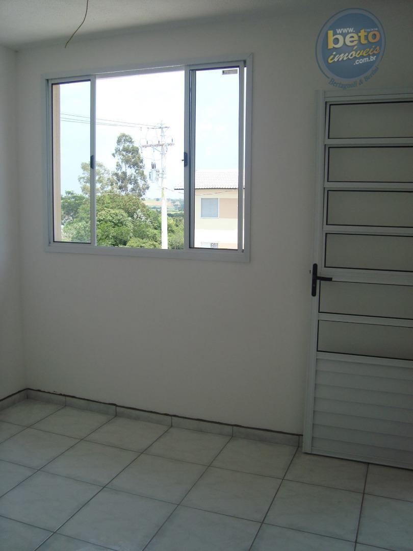 Apartamento residencial para locação, Jardim Residencial Itaim, Itu.