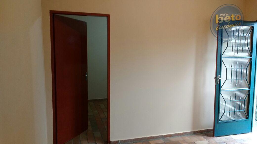Casa com 1 dormitório para alugar, 55 m² por R$ 495/mês - Rua Inácio Rodrigues Dávilla - Vila Padre Bento - Itu/SP