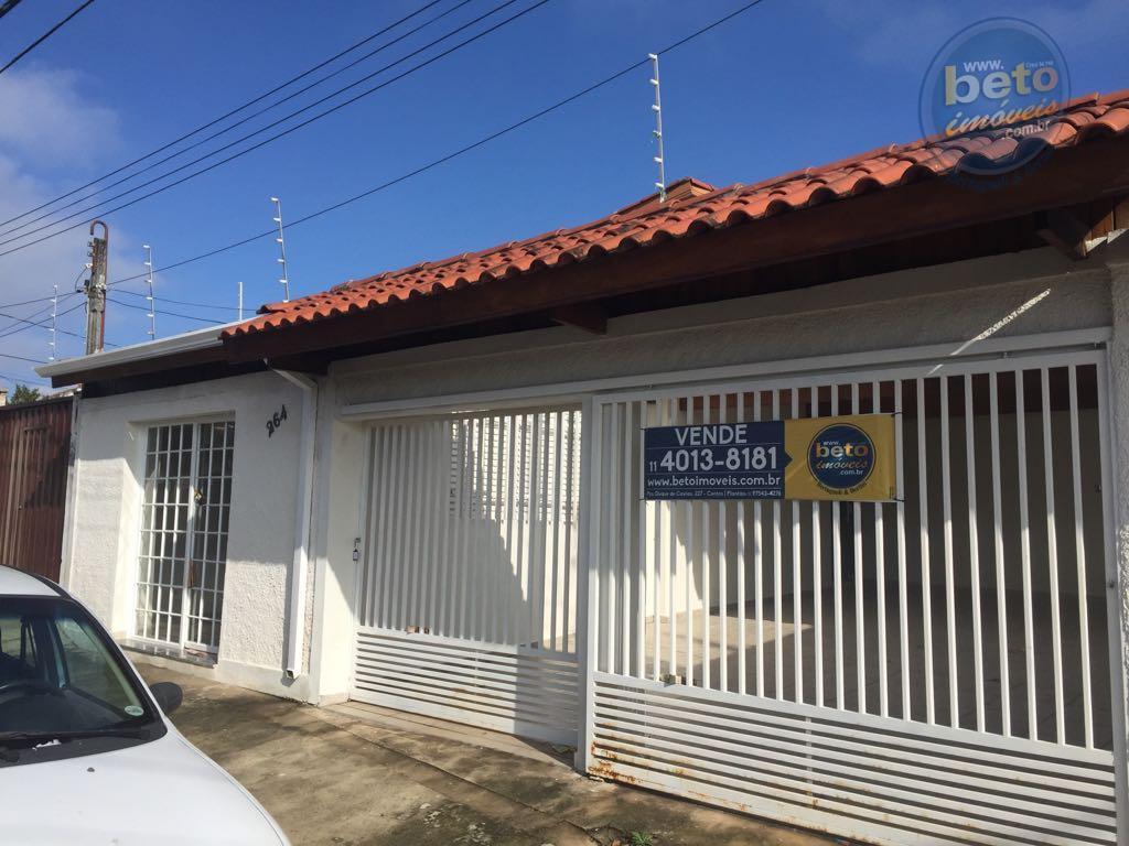Casa residencial para venda e locação, Jardim Alberto Gomes, Itu.