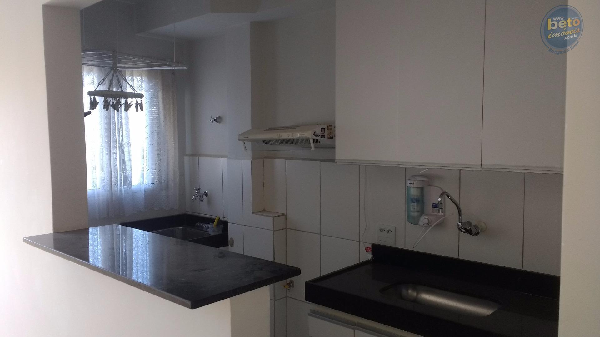 Apartamento com 2 dormitórios à venda, 49 m² por R$ 220.000 - Edifício Ilha de Capri - Itu/SP