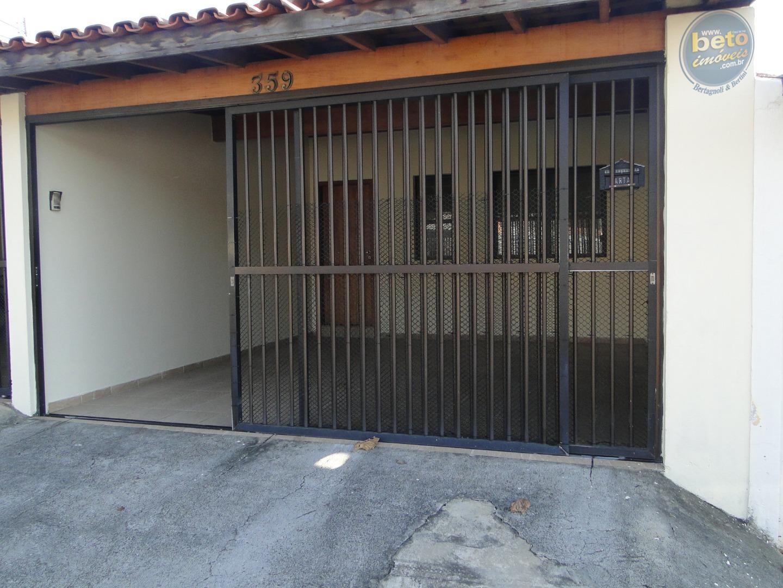Casa residencial para locação, Liberdade, Itu.