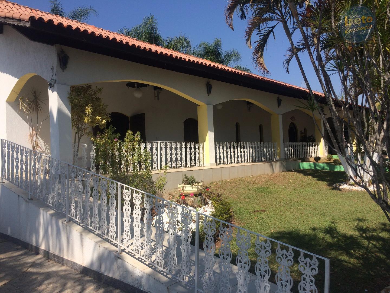 Casa residencial para locação, Chácara Residencial Paraíso Marriot, Itu.