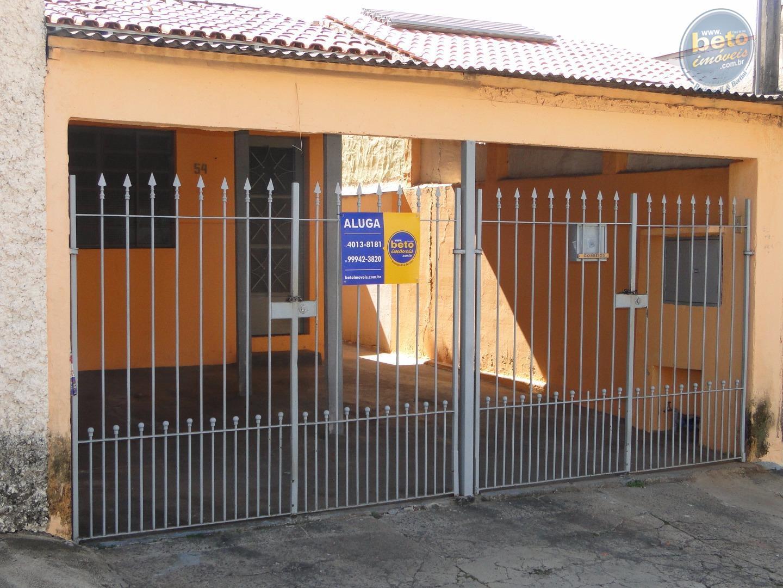 Casa residencial para locação, Jardim das Rosas, Itu.
