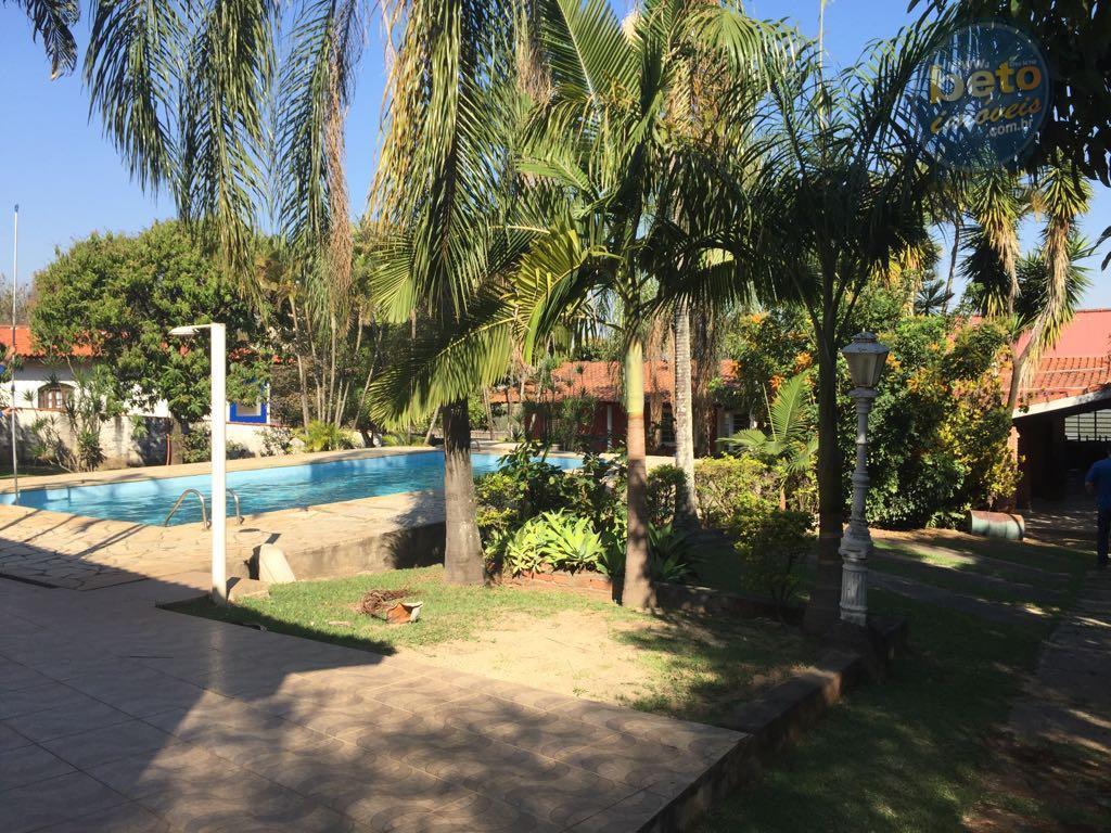 Chácara residencial à venda, Chácara Flórida, Itu - CH0177.