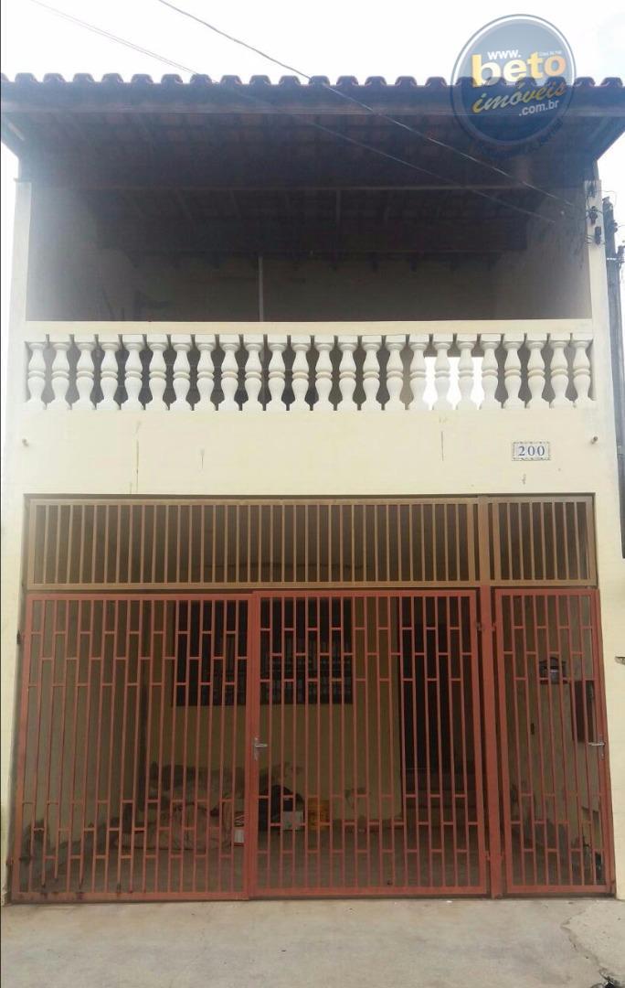 Casa residencial à venda, Jardim Convenção, Itu - CA3340.