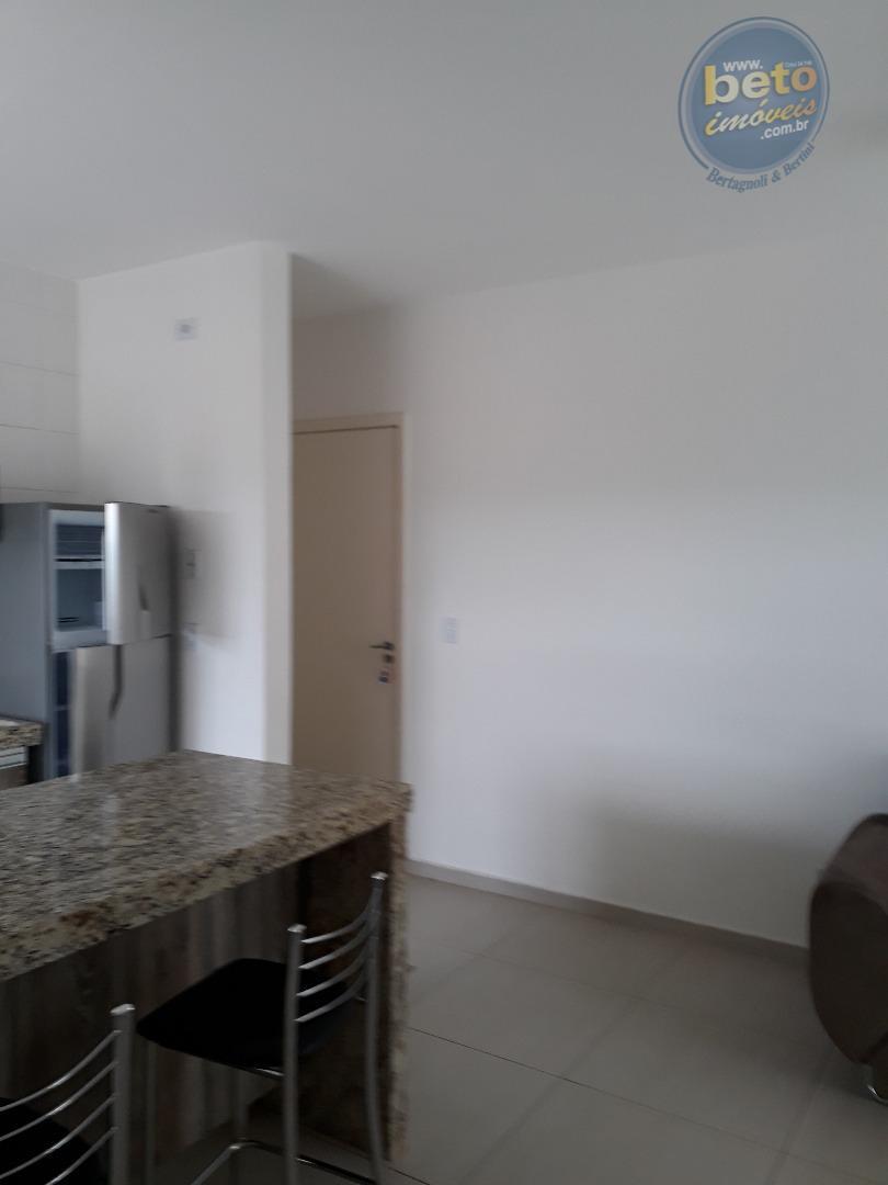 Apartamento residencial para locação, Nossa Senhora Aparecida, Itu.