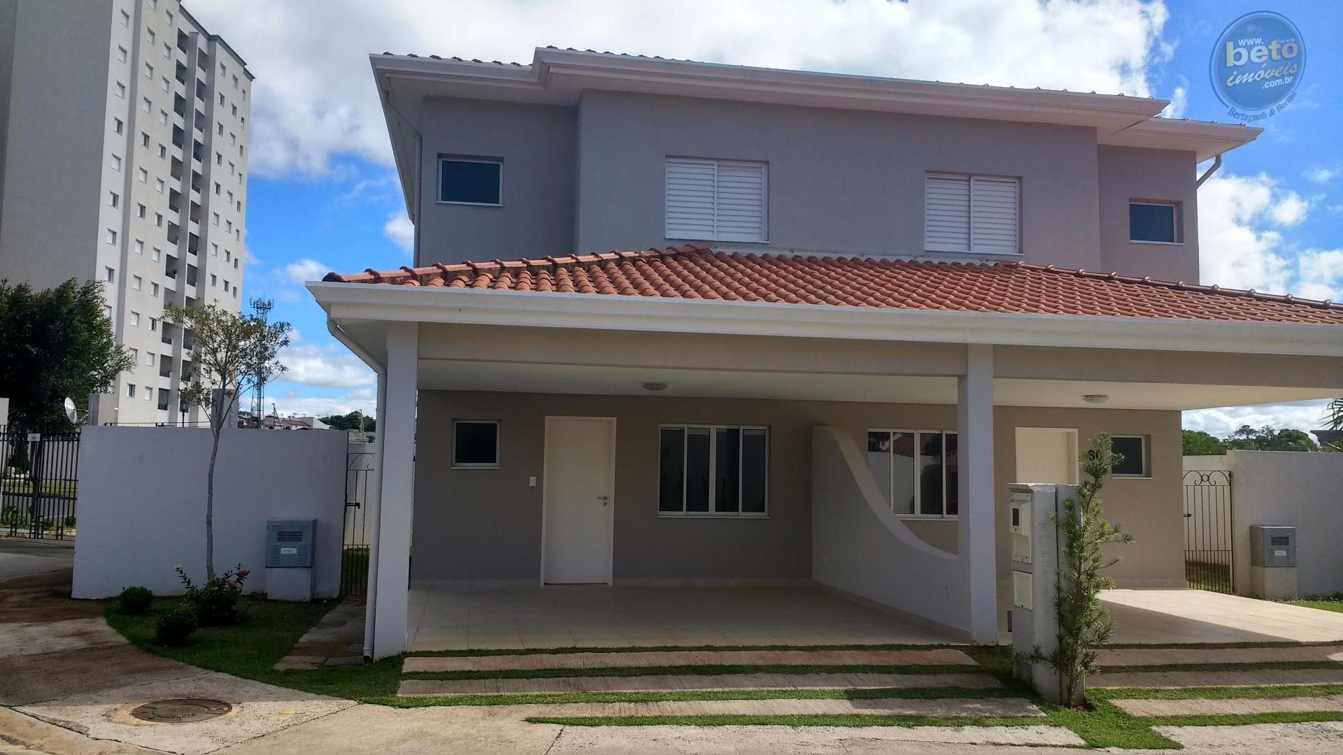Casa residencial à venda, Condomínio Residencial Vila Bella, Itu - CA3410.