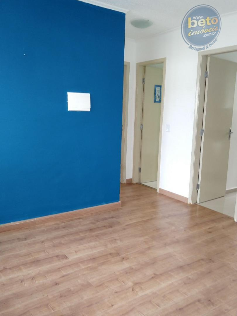 Apartamento residencial à venda, Condomínio Villas de Santa Rosa, Itu - AP1077.