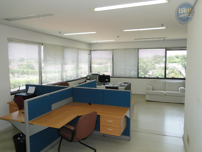 Sala comercial para locação, Alto da Vila Nova, Itu - SA0082.