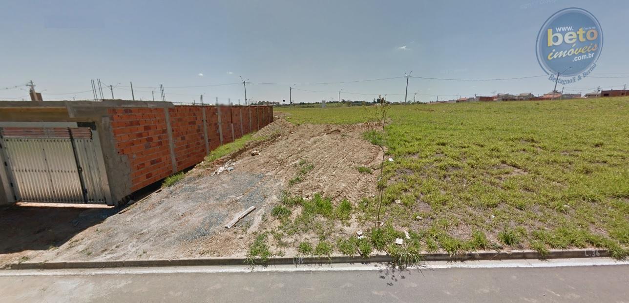 Terreno residencial à venda, Residencial Bosque Santa Rosa, Itu - TE1197.