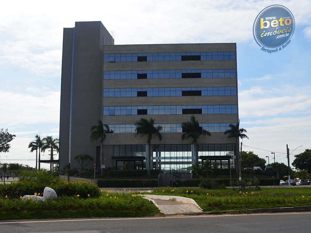 Sala comercial para locação, Campus Office, Itu - SA0163.