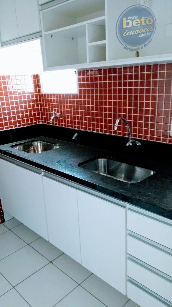 Apartamento residencial à venda, Vila Santa Rosa, Itu.